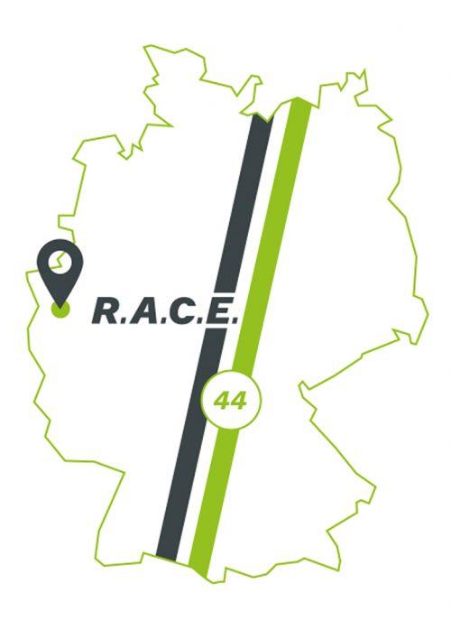 RACE-Karte